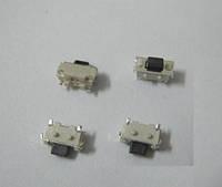 Кнопка тактовая 3x7x3,5 mm SMD
