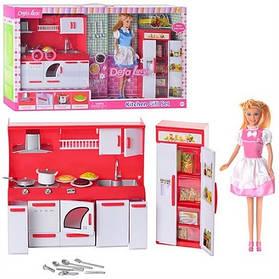 Кухня Defa 8085 с куклой (2 вида)
