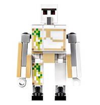 Конструктор Lepin 18001 Железный Голем (аналог Lego Майнкрафт, Minecraft 21123), фото 3