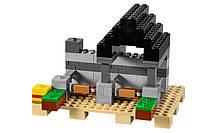 Конструктор Lepin 18005 Майнкрафт  Крепость (аналог Lego Minecraft 21127), фото 2