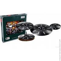 Комплект Тарелок Paiste Black Alpha Hyper Set