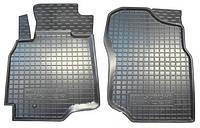 Полиуретановые передние коврики для Mitsubishi Lancer IX 2003-2009 (AVTO-GUMM)