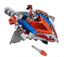 Конструктор Bela 10521 Вулканическое логово Джестро (Аналог Lego Nexo Knights 70323), фото 3