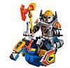 Конструктор Bela 10521 Вулканическое логово Джестро (Аналог Lego Nexo Knights 70323), фото 2
