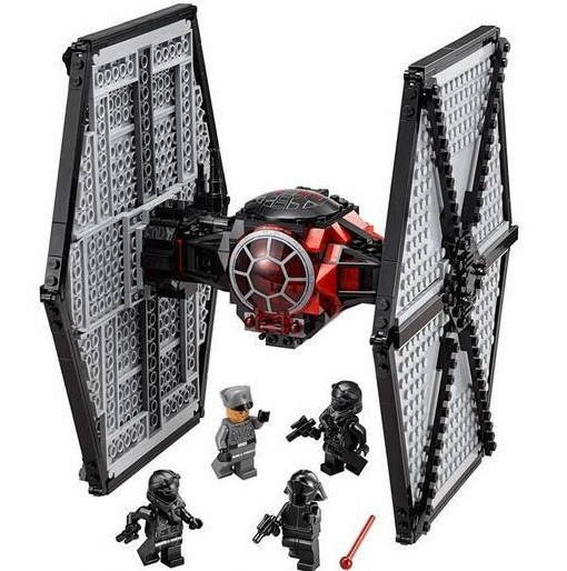 Конструктор Bela 10465 Истребитель особых войск Первого Ордена (аналог Lego Star Wars 75101), фото 2
