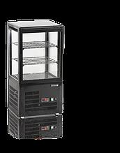 Витрина холодильная Tefcold UPD60 (BLACK)