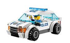 Конструктор Bela серия Urban 10417 Скоростная полицейская погоня (аналог Lego City 60042), фото 3