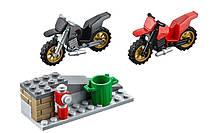 Конструктор Bela серия Urban 10417 Скоростная полицейская погоня (аналог Lego City 60042), фото 2