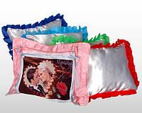 Изображение и фото на подушках