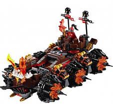 Конструктор Bela Nexo Knight 10518 Осадная машина генерала Магмара (Аналог Lego Nexo Knights 70321), фото 3