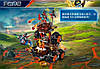 Конструктор Bela Nexo Knight 10518 Осадная машина генерала Магмара (Аналог Lego Nexo Knights 70321), фото 4