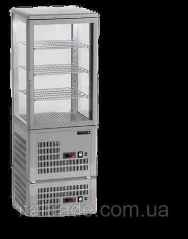 Витрина холодильная Tefcold UPD80 (GREY), фото 2