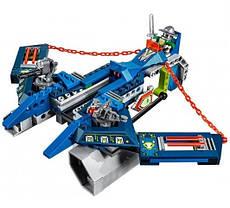 Конструктор Bela серия Nexo Knight 10517 Воздушный страйкер Аарона (Аналог Lego Nexo Knights 70320), фото 2