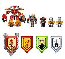 Конструктор Bela Nexo Knight 10520 Боевая башня Акселя (Аналог Lego Nexo Knights 70322), фото 3