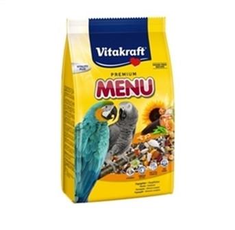 Корм для больших попугаев Меню Витакрафт 1 кг