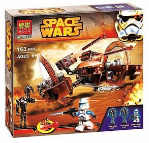 Конструктор Bela серия Space Wars 10370 Дроид поддержки (аналог Lego Star Wars 75085), фото 2