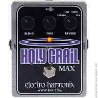 Педаль Гитарных Эффектов Electro-Harmonix Holy Grail Max