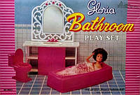 Мебель Gloria для кукол 94013 Ванная комната