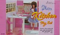 Мебель Gloria для кукол 94016 Кухня