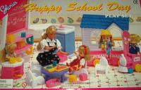 Мебель Gloria для кукол 9877 Детский сад