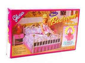 Мебель Gloria для кукол 99001 Спальня