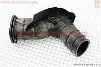 Патрубок фильтра воздушного на китайский скутер 125 сс