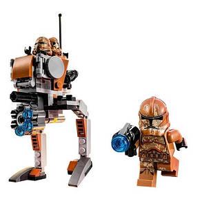 Конструктор Bela серия Space Fights 10368 Джеонозианские воины (аналог Lego Star Wars 75089), фото 2