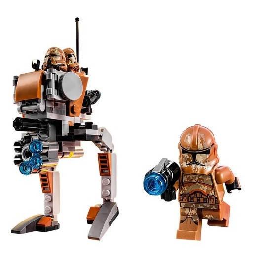 Конструктор Bela серия Space Fights 10368 Джеонозианские воины (аналог Lego Star Wars 75089), фото 3