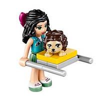 Конструктор Bela серия Friends / Подружки 10534 Ветеринарная скорая помощь (аналог Lego Friends 41086), фото 2