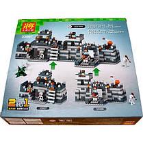 Конструктор Lele серия My World 33007 Мини-крепость (аналог Lego Майнкрафт, Minecraft), фото 2