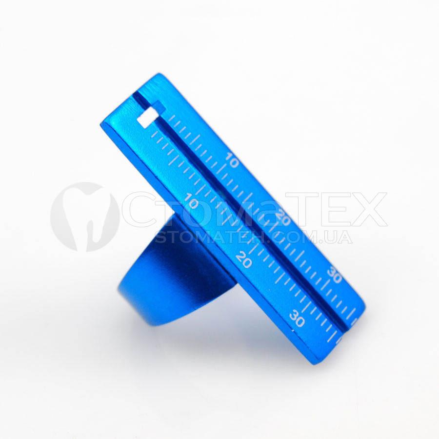Эндолинейка кольцо, синий