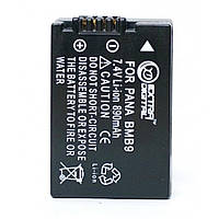 Аккумулятор к фото/видео EXTRADIGITAL Panasonic DMW-BMB9 (DV00DV1328)