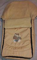 Спальный мешок-конверт на овчине № 30 Excluzive (в ассортименте), Womar
