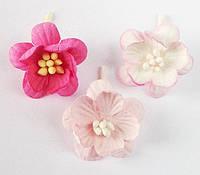 Цветы вишни розовый микс (3)
