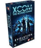 XСОМ. Эволюция (XCOM: Evolution) настольная игра