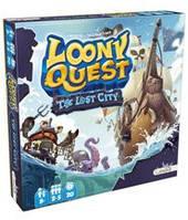 Луни Квест: Затерянный город (Loony Quest: The Lost City) настольная игра