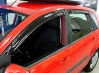 Дефлектора окон Ford Fiesta с 2001-2010 / 4шт.