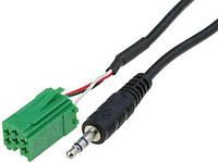 AUX кабель для штатных магнитол Renault