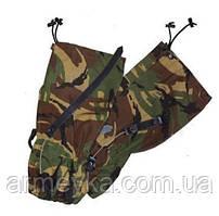 Защитные гетры в расцветке DPM. Британские ВС, оригинал.