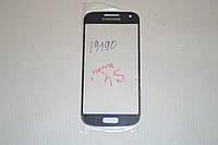 Стекло дисплея (экрана) для Samsung Galaxy S4 Mini i9190 | i9192 | i9195 | i9198 (черный цвет)