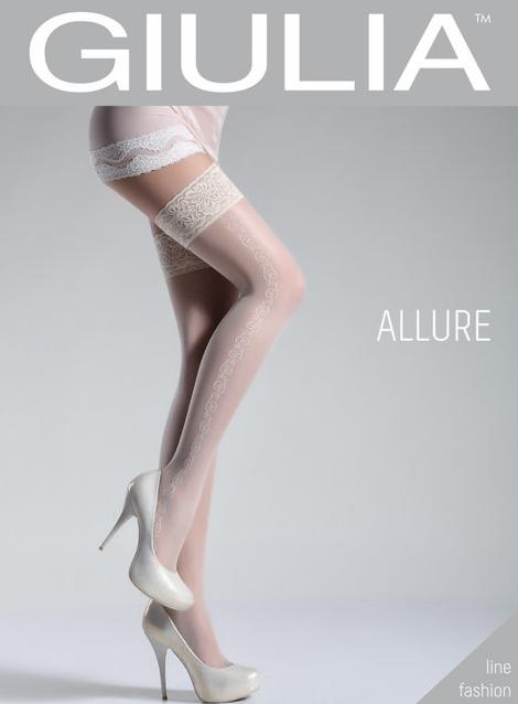 Чулки GIULIA ALLURE 20 (от 3 шт)