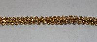 Тасьма декоративна люрекс золото 6109, фото 1