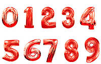 Цифры красные (США)