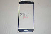 Стекло дисплея (экрана) для Samsung Galaxy S6 G920A G920F G920I G920P G920R G920S G920T G920V (темно-синий)
