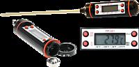 Электоронный пищевой  термометр TP-101 - щуп для гриля, жидкости и тд
