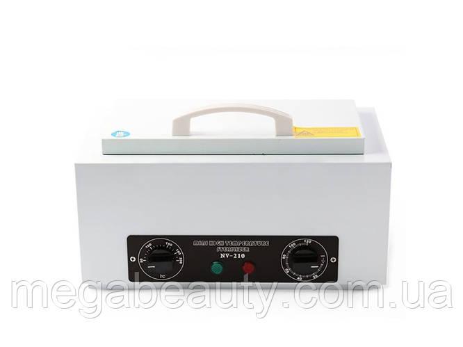 Профессиональный стерилизатор сухожаровой шкаф  Nova 210  для косметологических инструментов
