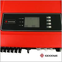 Сетевой солнечный инвертор GoodWe 17кВт, трехфазный (Модель GW17K-DT)