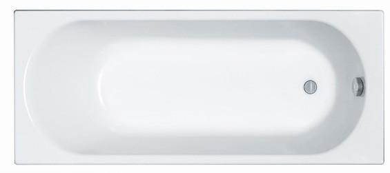 KOLO Ванна акриловая OPAL Plus 150*70 б/ног (XWP1350)