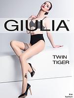 Колготки ( имитация чулка ) TWIN TIGER