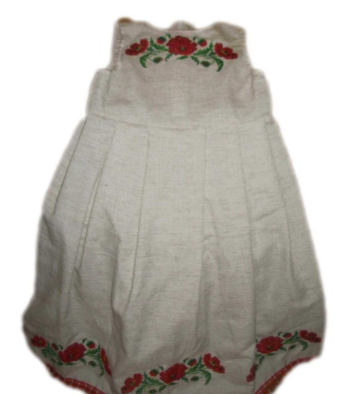 """Вишите плаття для дівчинки """"Лоріс"""" (Вышитое платье для девочки """"Лорис"""") DT-0018"""